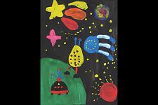 Автор: Оралова Маша   Космическая одиссея