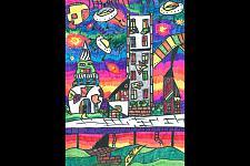 Автор: Курников Даня   Космическая одиссея