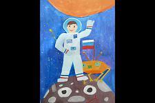 Автор: Петина Ирина   Космическая одиссея