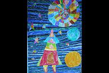 Автор: Задыхин Семен   Космическая одиссея