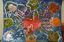 Автор: Оленева Лиза   Космическая одиссея
