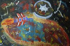 Автор: Гобуния Женя   Космическая одиссея