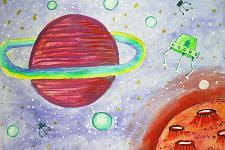 Автор: Таратынов Вова   Космическая одиссея