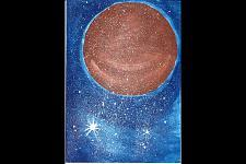 Автор: Вяткина Елизавета   Космическая одиссея