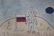 Автор: Дороничева Вероника   Космическая одиссея