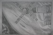 Автор: Исмаилова Виктория   Космическая одиссея