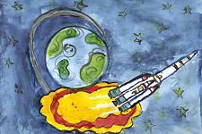Автор: Воронин Арсений   Космическая одиссея