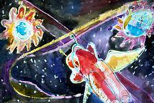 Автор: Волчек Мария   Космическая одиссея