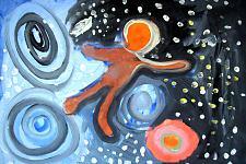 Автор: Данилова Дарья   Космическая одиссея