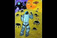 Автор: Джахангиров Вахап   Космическая одиссея