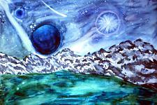 Автор: Власьянова Даша   Космическая одиссея