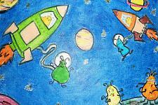 Автор: Карташова Мария   Космическая одиссея