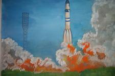 Автор: Смарыгина Наташа   Космическая одиссея