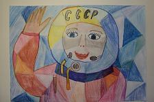 Автор: Ведерникова Дарья   Космическая одиссея