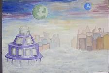 Автор: Сутягина Полина   Космическая одиссея