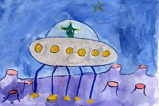 Автор: Сыроватская Ира   Космическая одиссея