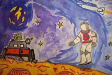 Автор: Самков Юра   Космическая одиссея