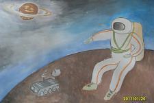 Автор: Литвинов Дмитрий   Космическая одиссея