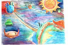 Автор: Хисамутдинова Надежда   Космическая одиссея
