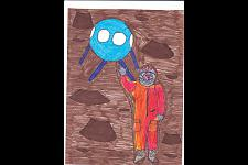 Автор: Биттиров Ахмат   Космическая одиссея