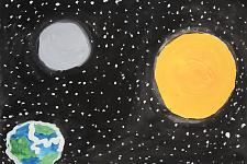 Автор: Герейханов Тагир   Космическая одиссея