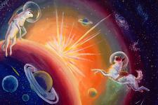 Автор: Введенская Анастасия   Космическая одиссея