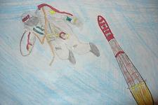 Автор: Зарафутдинова Азалия   Космическая одиссея