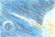 Автор: Истомина Юлия   Космическая одиссея