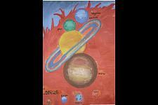 Автор: Мирзоев Мухаммад Али   Космическая одиссея