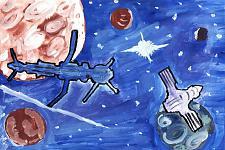 Автор: Бызов Толя   Космическая одиссея