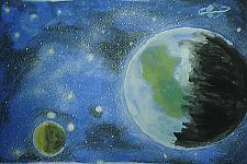 Автор: Копаев Виталий   Космическая одиссея