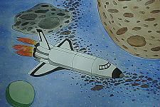Автор: Шляхова Юля   Космическая одиссея