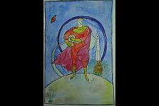 Автор: Кеня Елизавета   Космическая одиссея