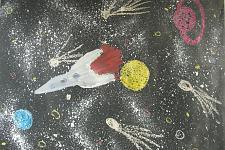 Автор: Багишев Камиль   Космическая одиссея