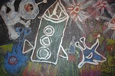 Автор: Новожилова Валя   Космическая одиссея
