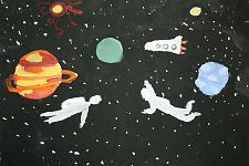 Автор: Тихомирова Лера   Космическая одиссея