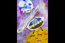 Автор: Циковкин Матвей   Космическая одиссея
