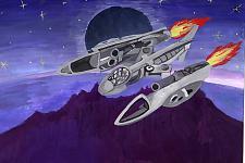Автор: Мусаелян Карина   Космическая одиссея