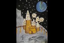Автор: Грабалина Анастасия   Космическая одиссея