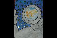 Автор: Мытько Анастасия   Космическая одиссея