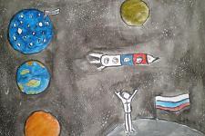 Автор: Лесков Никита   Космическая одиссея