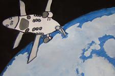 Автор: Пьянкова Дарья   Космическая одиссея