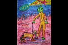 Автор: Копытова Любовь   Космическая одиссея