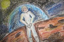 Автор: Сухаревская Ирина   Космическая одиссея