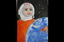 Автор: Гончарова Виктория   Космическая одиссея