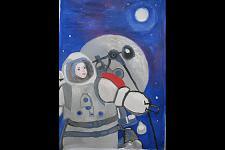 Автор: Фоменко Валерия   Космическая одиссея