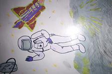 Автор: Вакилова Камила   Космическая одиссея
