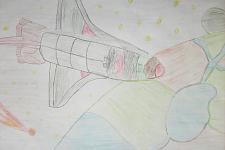Автор: Морозова  Илона   Космическая одиссея