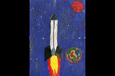 Автор: Долинина Дарья   Космическая одиссея
