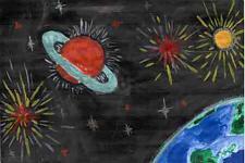 Автор: Малышева Алина   Космическая одиссея